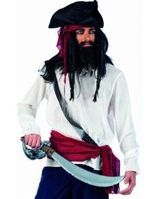 Shirt piraat boekanier