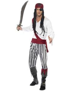Piraat kostuum voor mannen