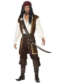 Piraat van de Zee kostuum
