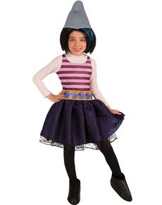 Kostuum De Smufen voor meisjes
