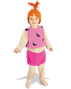 Kostuum Pebbles The Flintstones voor baby's