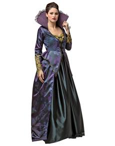 Kostuum slechte koningin Once upon a time voor vrouwen