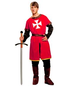 Kostuum markies van Malta voor mannen