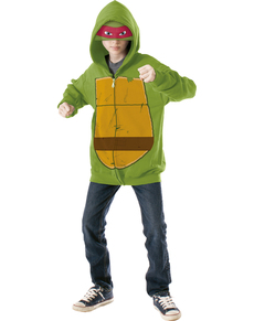 Jas Raphael The Ninja Turtles voor jongens
